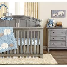 Baby Cache Heritage Double Dresser by Jonesport Double Dresser Cloud Grey Westwood Design Babies