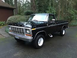 100 1978 Ford Truck For Sale F150 Ranger XLT 2WD 63K Original Miles Rust Free