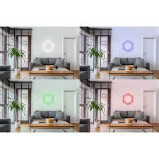 trio led lichtsystem lines erweiterungs set 3er weiß