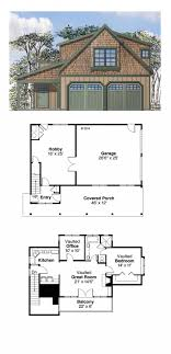 100 Living In A Garage Apartment Partment Plan 41153 Total Rea 946