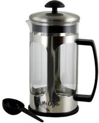 Gibson 4 Cup Mr Coffee Daily Brew French Press Maker 95086591M