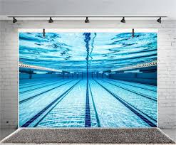 100 Interior Swimming Pool US 389 22 OFFLaeacco Stadium Portrait Photography Backgrounds Customized Photographic Backdrops For Photo Studioin
