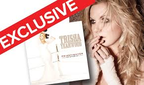 Trisha Yearwood Pumpkin Roll by Exclusive New Music From Trisha Yearwood One Country
