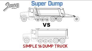 Super Dump Vs Simple 16 (Quint Axle) Dump Truck - YouTube Norscot Caterpillar Ct660 Dump Truck Review By Cranes Etc Tv Youtube Kenworth C500 Dump Truck W Pup John Deere Equipment Excavate Runaway Crashes In Other Drivers Viralhog Tippie The Car Stories Pinkfong Story Time For Volvo Fm 440 8x6 Dump Truck Unload Quarry Stone 1959 Gmc 550series Bullfrog Part 1 Biggest Top 5 Worlds Big Bigger Biggest Heavy Duty 2009 Peterbilt 340 Quad Axle For Sale T2822 American Simulator Back Haul 379 Fishing Learn Colors With Ethan Educational My Ford F150 Mud Pulling Out A Stuck 1992 Suzuki Carry Mini 4x4