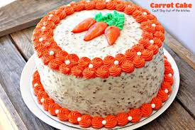 Carrot Cake Can t Stay Out of the Kitchen