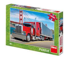 100 Dino Trucks Puzzle XXL Pieces American Truck 47219 300 Pieces Jigsaw