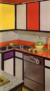 1970s Interior Design Kitchen