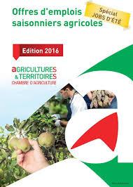 offre d emploi chambre d agriculture l agriculture recrute agriculture pays de la loire