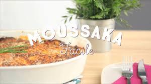az cuisine minceur recette de la véritable moussaka cuisineaz recettes cuisine
