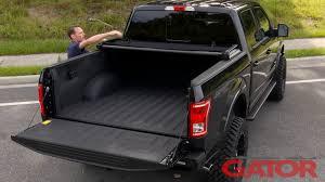 Beautiful Tri Fold Truck Bed Cover Gator Tonneau Folding Video ...