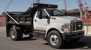 Ford Improves The Popular F-650 And F-750 Commercial Series Trucks ...