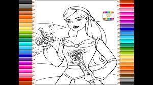 Dibujos Para Colorear De Barbie Escuela Primitivelifepw