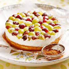 trauben grappa torte