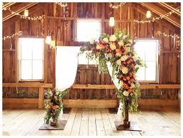Florals By Amanda Veronee Glasgow Farm Barn Wedding Sunflowers