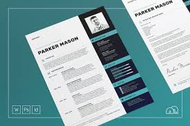 Resume/CV - Parker ~ Resume Templates ~ Creative Market Creative Resume Printable Design 002807 70 Welldesigned Examples For Your Inspiration Editable Professional Bundle 2019 Cover Letter Simple Cv Template Office Word Modern Mac Pc Instant Jeff T Chafin Templates Free And Beautifullydesigned Designmodo The Best Of Designwriting Samples Graphic Mariah Hired Studio Online Builder A Custom In Canva
