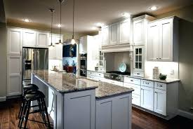 See The Kitchen Island With Table Attached Modern Stainless Steel