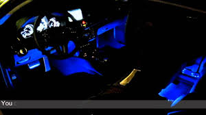 Flashing Led Lights Inside Car • LED Lights Decor
