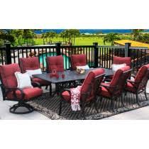 Cast Aluminum Patio Furniture With Sunbrella Cushions by Patio Furniture