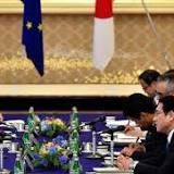 経済連携協定, 欧州連合, 日本, 安倍晋三