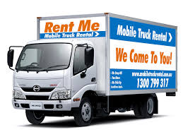 Moving Truck Rentals Near Me ::: HSIN