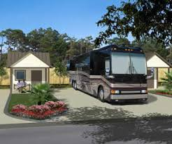 Luxury Alaska RV Parks