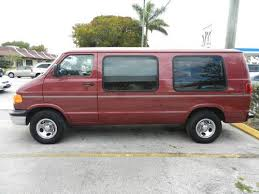 GORGEOUS 2001 DODGE RAM 1500 CONVERSION VAN LO TOP TV POWER WINDOWS