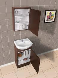 18 Inch Depth Bathroom Vanity by 18 5