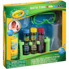 Crayola Bathtub Crayons Ingredients by Crayola Bath Time Color Lab Gift Set 28 Pc Walmart Com