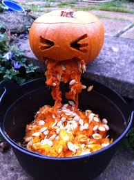 Puking Pumpkin Pattern by Best 25 Puking Pumpkin Ideas On Pinterest Halloween Party Foods