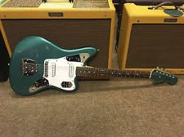 Fender Jaguar Ocean Turquoise Metallic John Frusciante