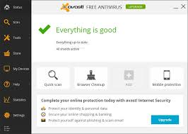 A new version of avast is now up for grabs