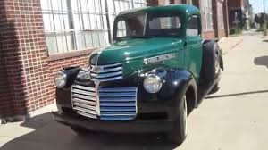 100 1947 Gmc Truck GMC 12 Ton Pickup Restored