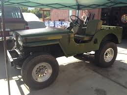 1953 Jeep Willys Pickup Parts