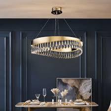postmodernen luxus kronleuchter wohnzimmer esszimmer halle villa kronleuchter beleuchtung kristall deco einfache kreative hängende le