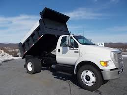 100 Ford 650 Truck 2004 FORD F SA STEEL DUMP TRUCK FOR SALE 615716