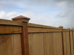 residential fencing wood outdoor fence