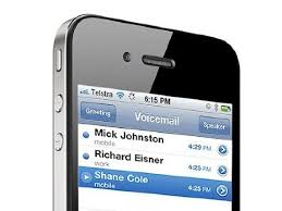 How to reset your visual voicemail password on an iPhone 5 iPhone