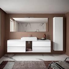 moderner badezimmer schrank igua line composizione 20