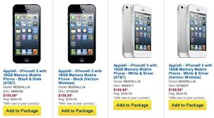 Best Buy to offer $50 off all iPhone 5 & 4S models starting Sunday