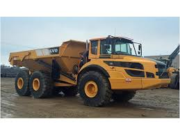 100 Articulated Truck 2015 VOLVO A40G For Sale Aring Equipment Co Inc