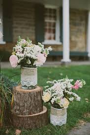 Chic DIY Rustic Wedding Decor
