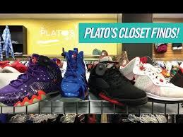 PLATOS CLOSET STEALS Jordan V Low Lebron 8 s Barkley Posites