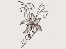 12 Photos Of The Flower Drawing On Tumblr
