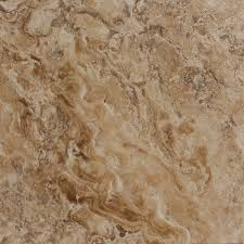 Groutable Vinyl Tile Marble by Shop Stainmaster 1 Piece 18 In X 18 In Groutable Crushed Shell