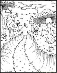 Free Colouring Pages Of Rainforest Animals Best Images About Garden Gnomes Coloring For Adults