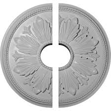 two piece ceiling medallions 4417