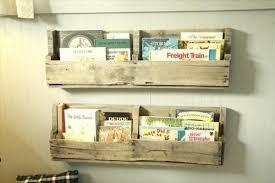 etagere chambre d enfant etagere chambre actagare bibliothaque en palette dans une