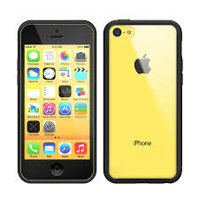 Ringke Apple iPhone 5C Fusion Case Black Clear