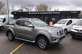 Nissan Navara │Grey│for Sale In Manchester│Nissan Used Cars UK ...