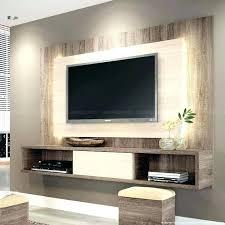 modernes wanddesign dekoration ideen tv wanddekor tv